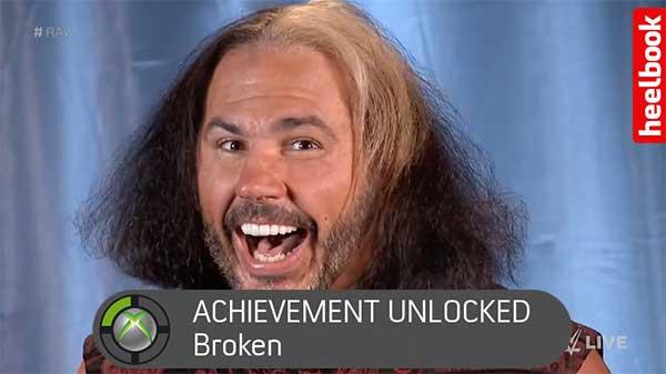Broken-Achievement