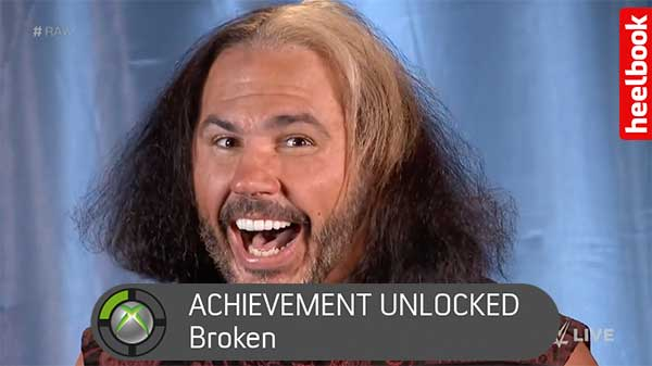 Broken-Achievement